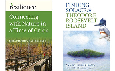 2020 nature books by Melanie Choukas-Bradley